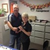 Linda Lacey 5 Years Service