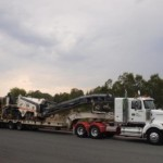New Prime Mover shifting a W100