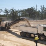 Sandstone Milling for Ipswich City Council
